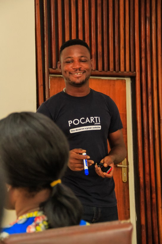 Pocarti Social Media Marketing Training at Wave Academy - September 21, 2018