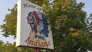 Pocatello High School Sign
