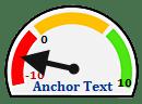 anchor text negative algorithm dial