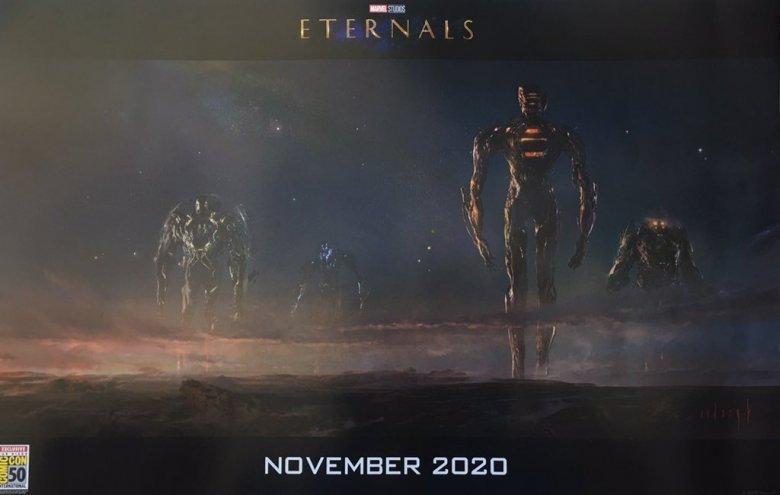 Eternals Concept