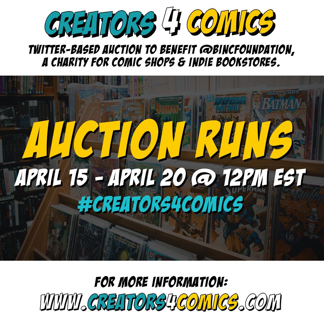 creators4comics