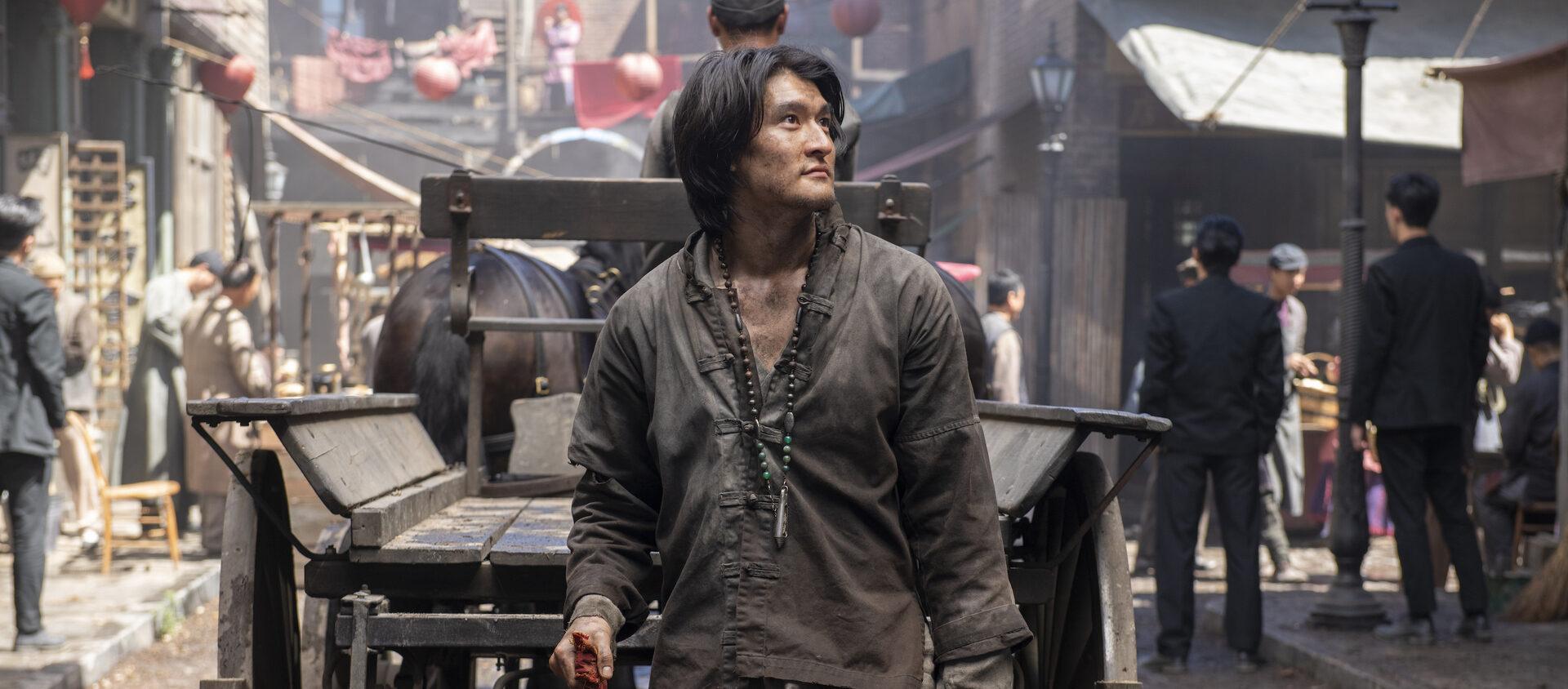 Hong played by Chen Tang