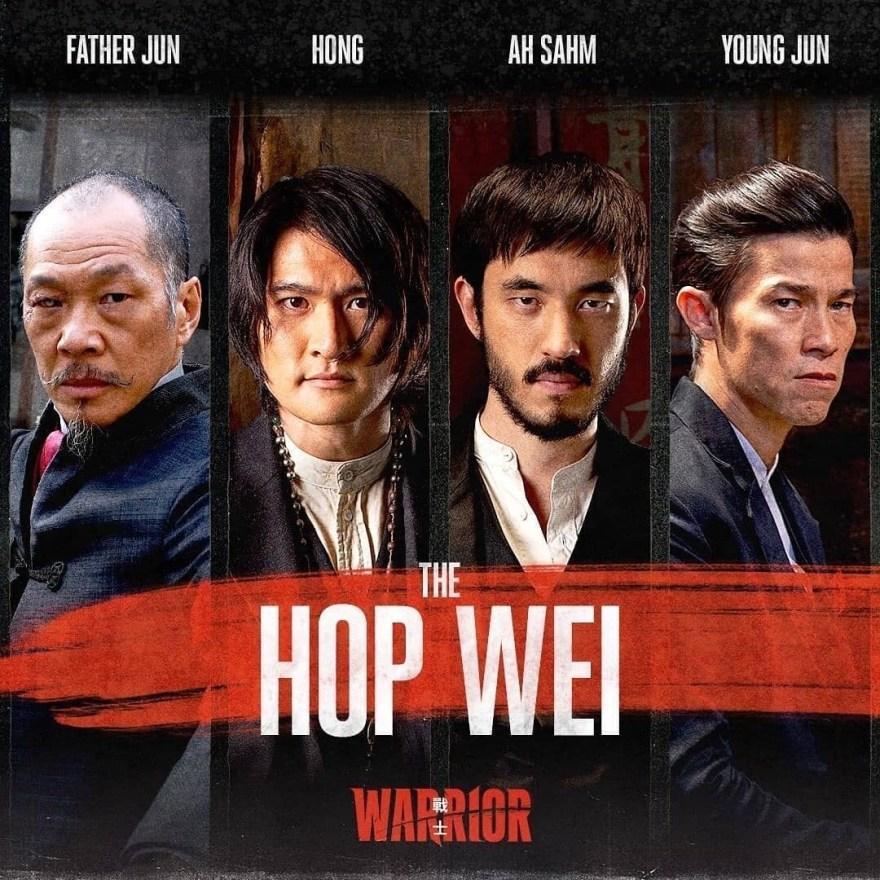 Members of the Hop Wei