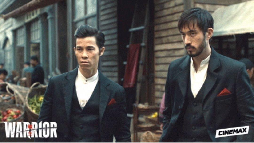 Young Jun and Ah Sahm