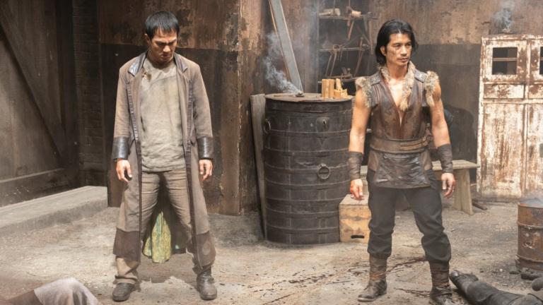 Li Yong and Zing