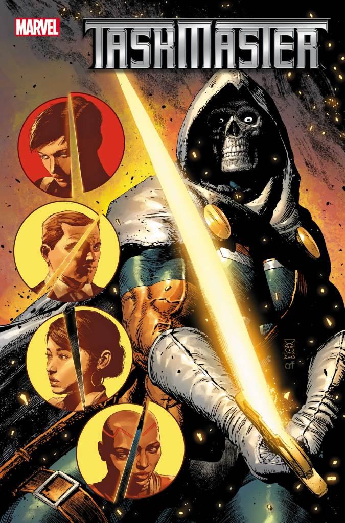 Cover for Taskmaster #1