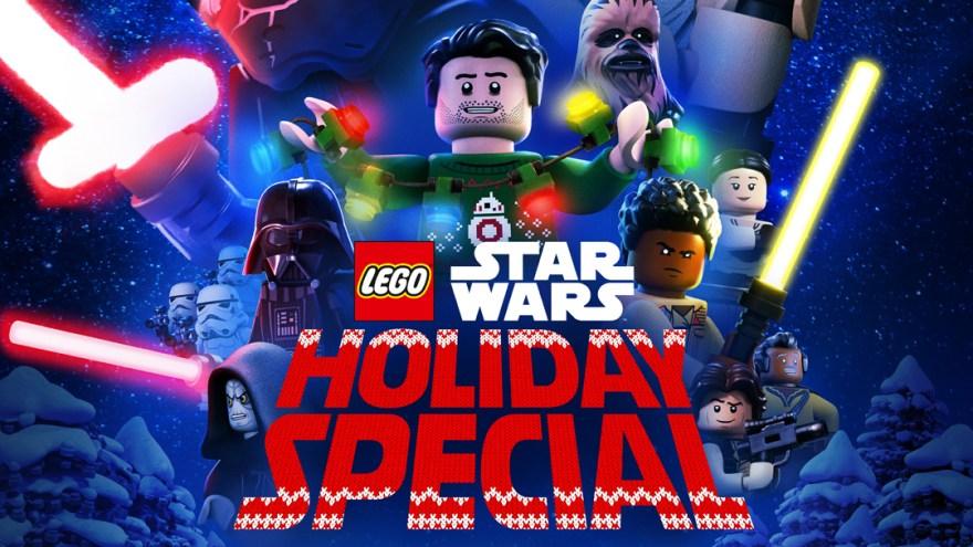 LEGO Star Wars Holiday Special Key Art