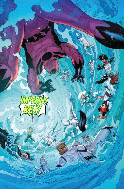 Atlantis Attacks #4 Preview Page