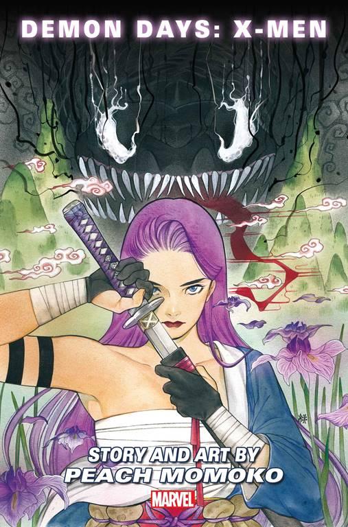 Demon Days: X-Men #1 by Peach Momoko