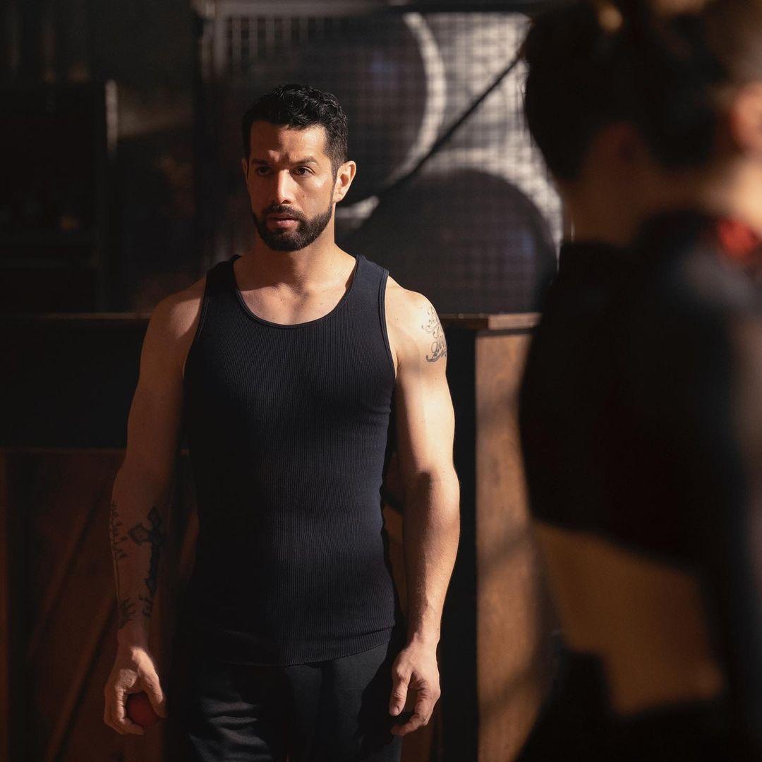 Bayardo De Murguia as Ramon Costa in Netflix's Tiny Pretty Things