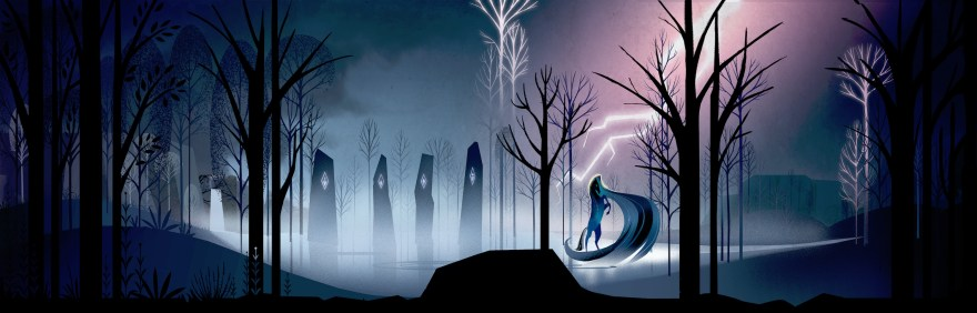Myth: A Frozen Tale Credit: Disney