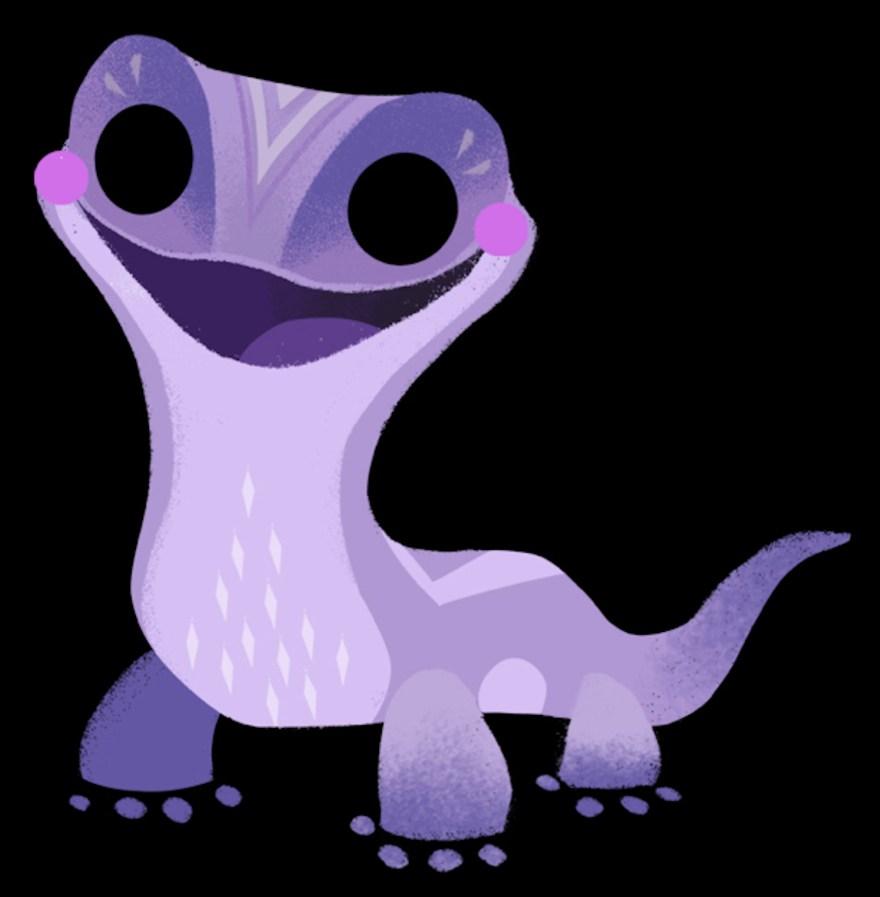 Bruni the Salamander