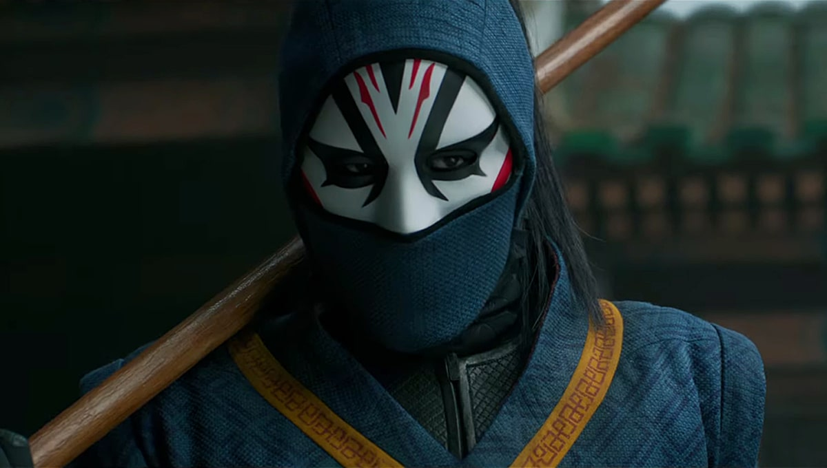 Death Dealer played by Andy Le in Marvel Studios' Shang-Chi and the Legend of the Ten Rings