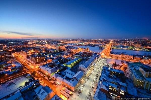 Челябинск с высоты 2011 Путеводитель по Челябинску и