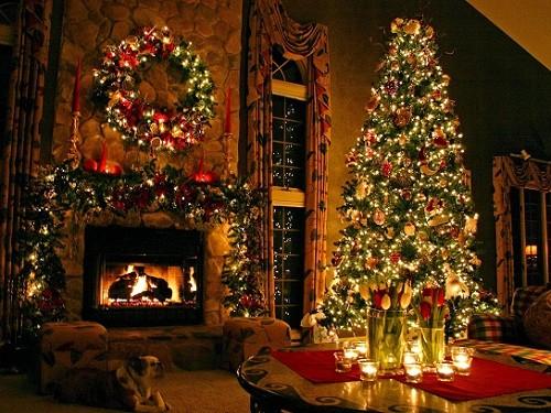 Proč nový rok zdobit vánoční strom
