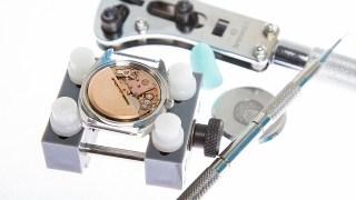 腕時計の修理はリぺスタ