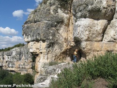 Скални манастири с.Стрелково