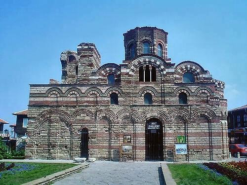 100те национални туристически обекта - Несебър