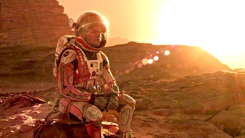 Perdido em Marte (The Martian)