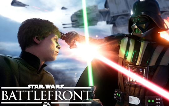 Beta de Star Wars: Battlefront  bate recorde da EA