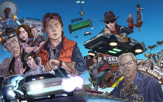 De Volta para o Futuro nos quadrinhos