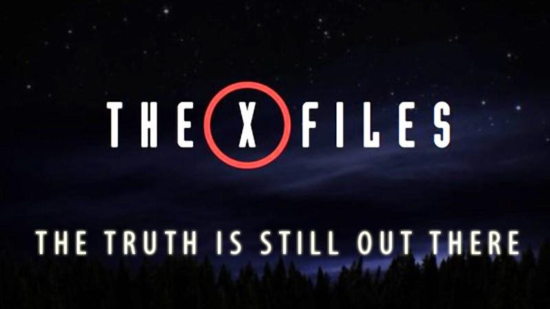Arquivo X: A verdade ainda está lá fora!