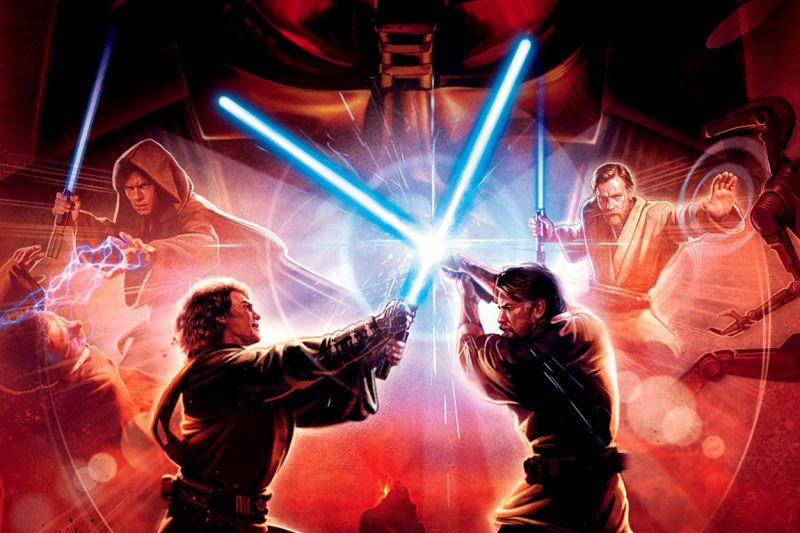 Episódio III - A Vingança dos Sith   Maratona Star Wars