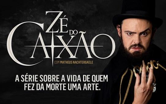 Zé do Caixão tem sua história contada na televisão