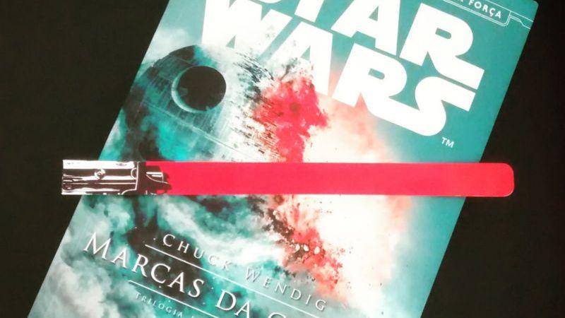 Livro: Star Wars - Marcas da Guerra