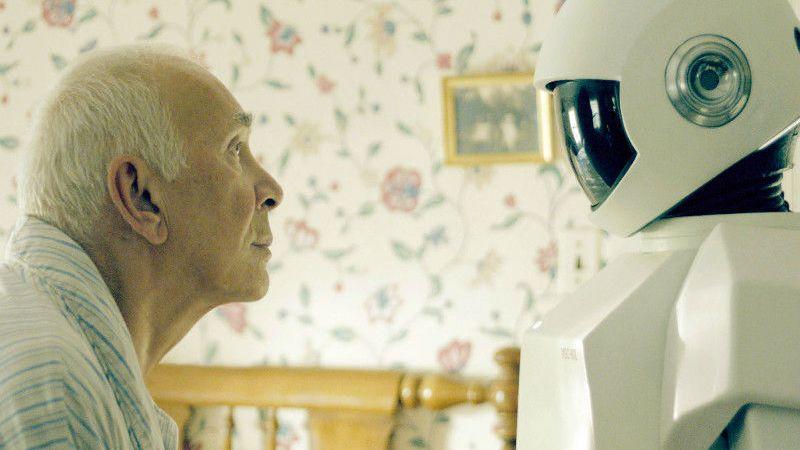 Crítica   Frank e o Robô (Robot & Frank)