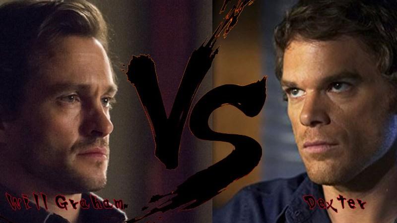 Gênios em Batalha #1: Will Graham x Dexter