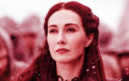 Review | Game of Thrones - 6x01: The Red Woman