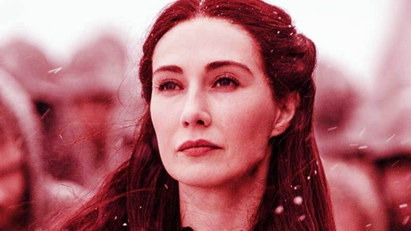 Review   Game of Thrones – 6×01: The Red Woman