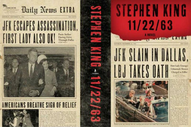 Resenha de Livro | Novembro de 63 (Stephen King)