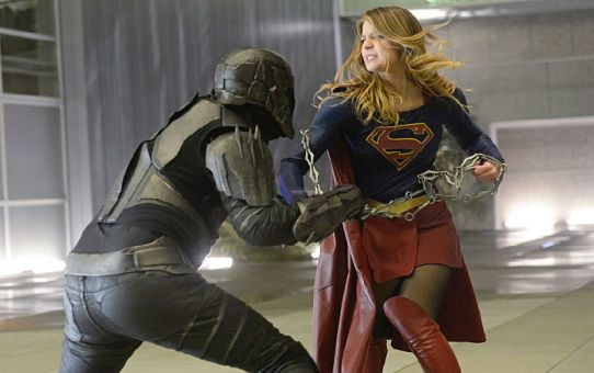 Review   Supergirl - 1x14: Truth, Justice and the American Way