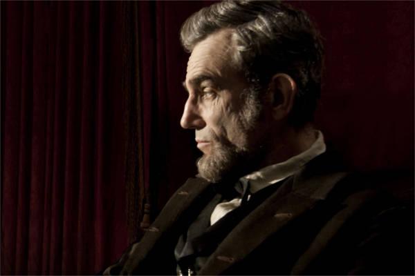 Lincoln, o verdadeiro.