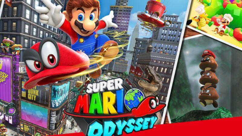 Review | Super Mario Odyssey