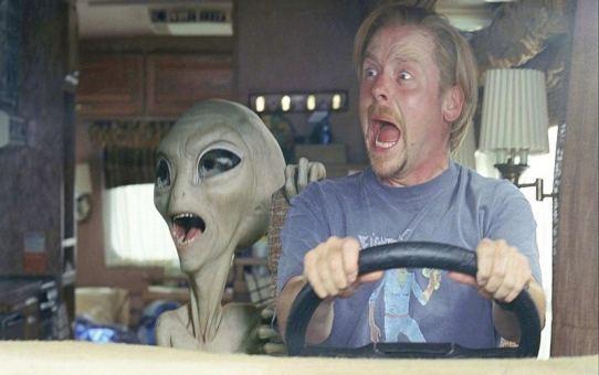 Crítica | Paul: O Alien Fugitivo (2011)