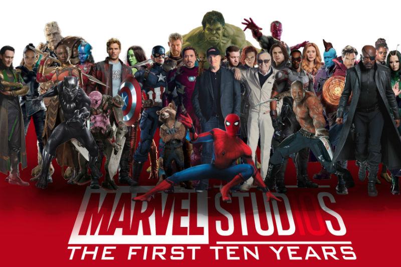 Top 5 | Filmes do Marvel Cinematic Universe