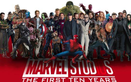 Top 5   Filmes do Marvel Cinematic Universe