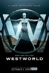 cartaz 1ª temporada Westworld