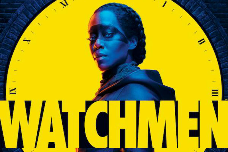 Review   Watchmen S01E01 – It's Summer and We're Running Out of Ice