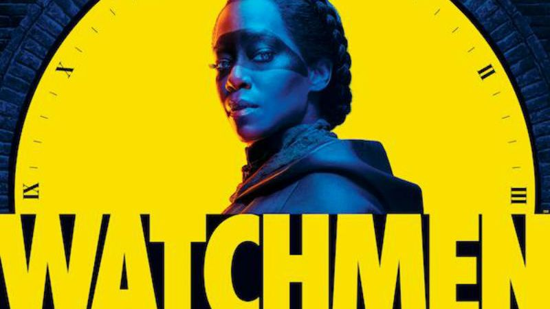 Review | Watchmen S01E01 – It's Summer and We're Running Out of Ice