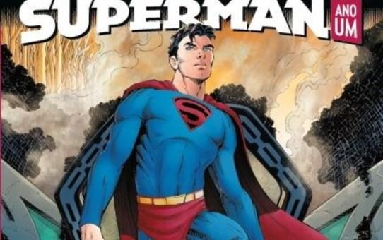 Review HQ | Superman: Ano Um