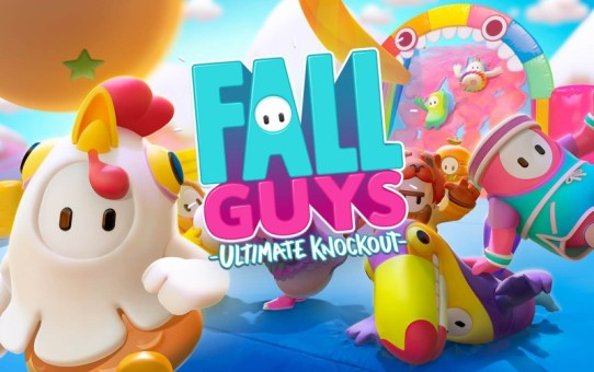 Mico Review | Fall Guys - Ultimate Knockout