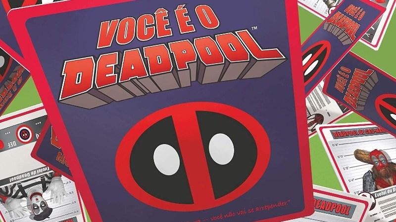 Review HQ | Você é o Deadpool