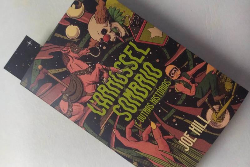 Resenha de Livro   Carrossel Sombrio e Outras Histórias (Joe Hill)