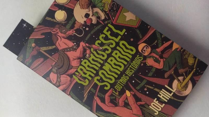 Resenha de Livro | Carrossel Sombrio e Outras Histórias (Joe Hill)