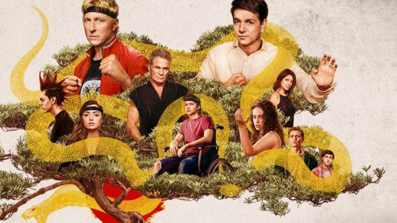 Review | Cobra Kai – 3ª Temporada