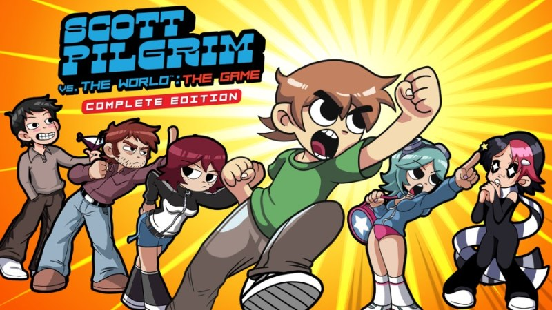 Review | Scott Pilgrim vs. the World: The Game – Complete Edition
